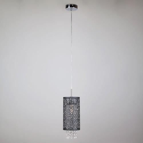 1180/1 Подвесной светильник с хрусталем Евросвет