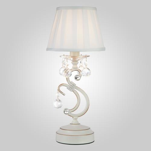 12075/1T белый Настольная лампа Евросвет