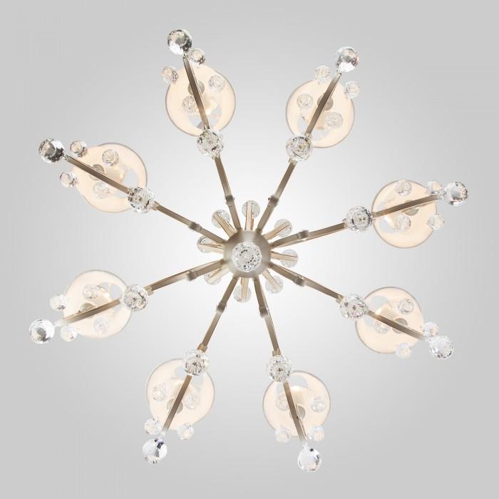 2Классическая люстра 12075/8 Eurosvet на 8 ламп