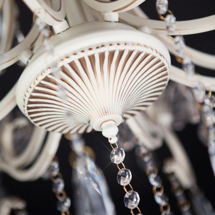 2Классическая потолочная люстра 12205/8 Eurosvet на 6 ламп