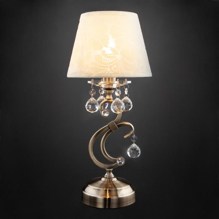 1Декоративная настольная лампа 1448/1T античная бронза Eurosvet