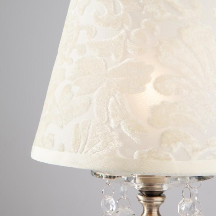 2Декоративная настольная лампа 1448/1T античная бронза Eurosvet