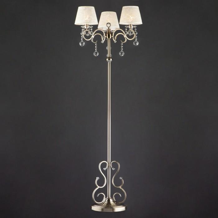 2Торшер 1448/3F Eurosvet на 3 лампы