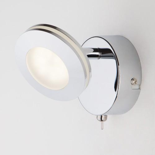 20002/1 Светодиодный настенный светильник с поворотными плафонами ЕВРОСВЕТ