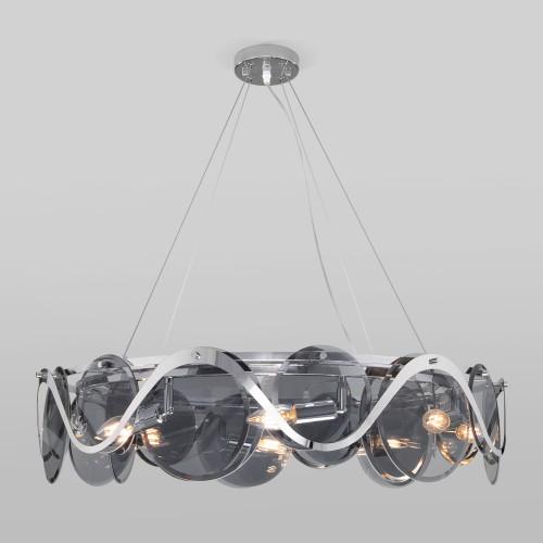 321/8 Люстра подвесная со стеклянным декором Bogate's