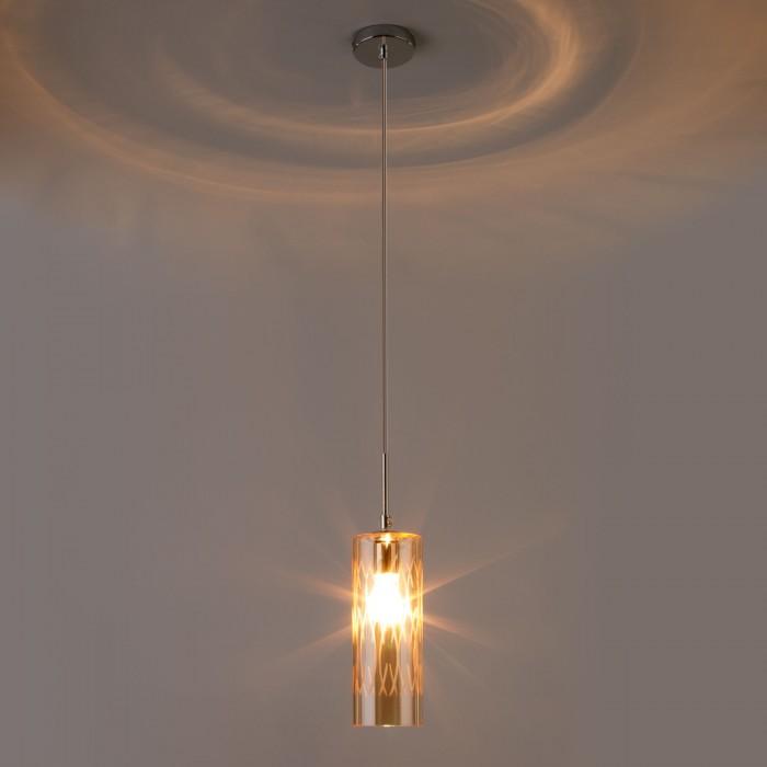 2Одиночный подвесной светильник 50149/1 Евросвет