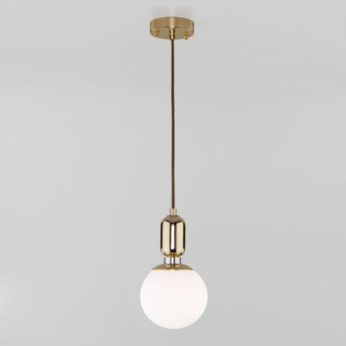 1Подвесной светильник 50151/1 золото Eurosvet