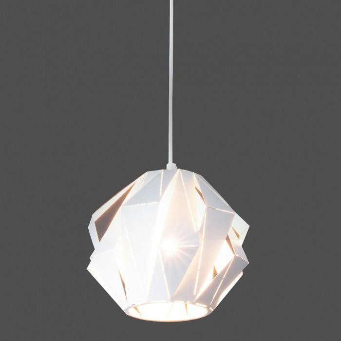1Подвесной светильник 50157/1 белый Eurosvet
