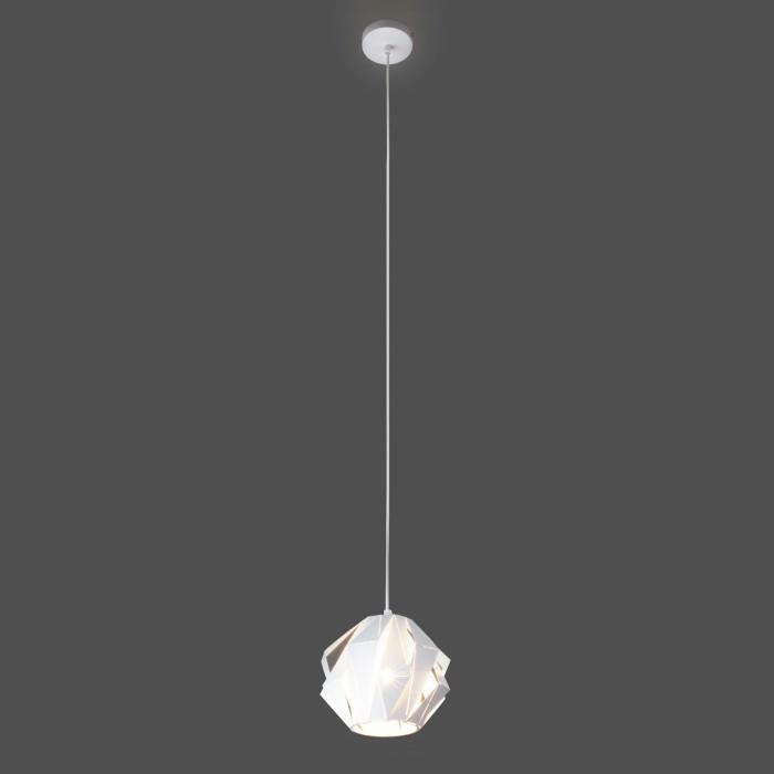 2Подвесной светильник 50157/1 белый Eurosvet