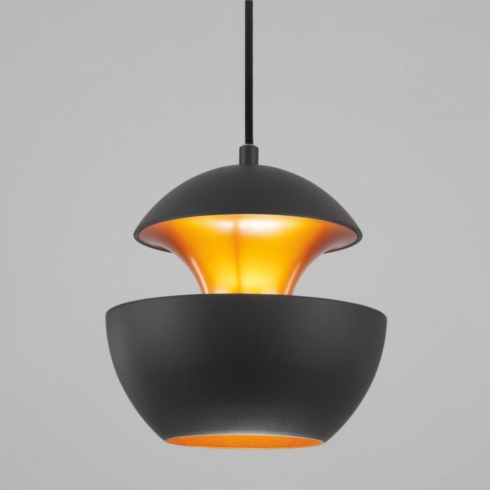 1Подвесной светильник 50170/1 черный Eurosvet