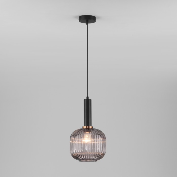 1Подвесной светильник 50182/1 дымчатый Eurosvet