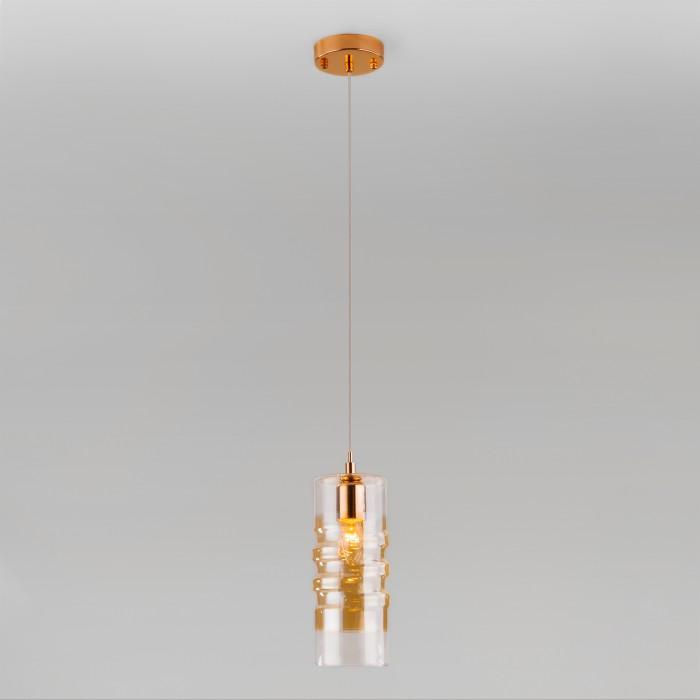 1Подвесной светильник 50185/1 золото Eurosvet
