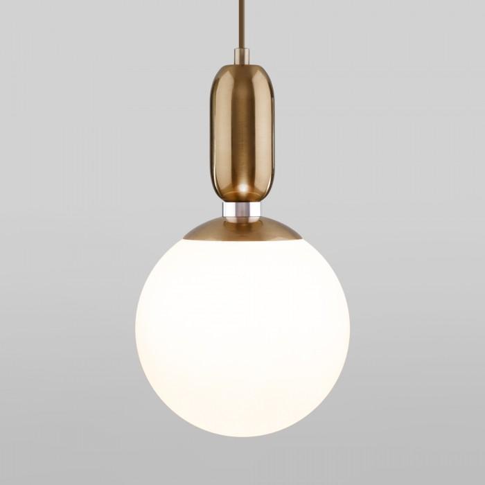2Подвесной светильник 50197/1 латунь Eurosvet