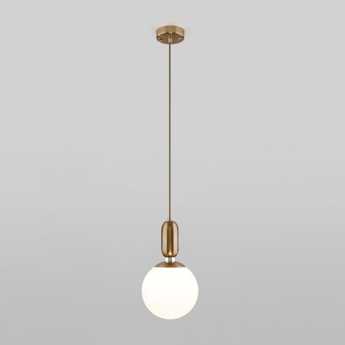 1Подвесной светильник 50197/1 латунь Eurosvet