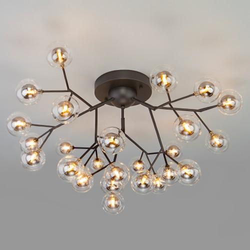 544 Bogate`s Потолочная люстра со стеклянными плафонами