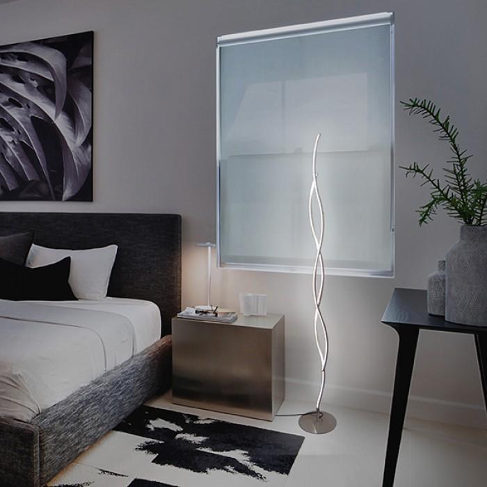 2Светодиодный торшер лампа Eurosvet 80404/2