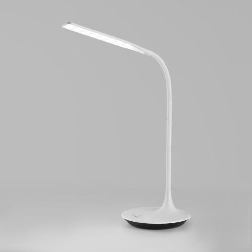 80422/1 белый EUROSVET Светодиодная настольная лампа с сенсорным управлением