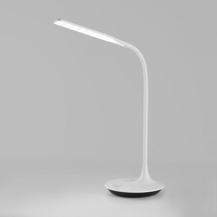 1Светодиодная настольная лампа сенсорная Eurosvet 80422/1 белый