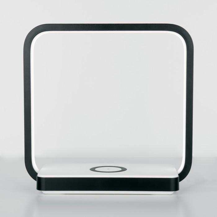 2Светодиодная настольная лампа с беспроводной зарядкой QI Eurosvet 80502/1