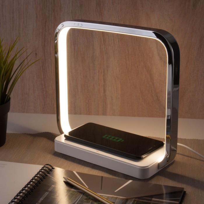 1Светодиодная настольная лампа QI Eurosvet 80502/1