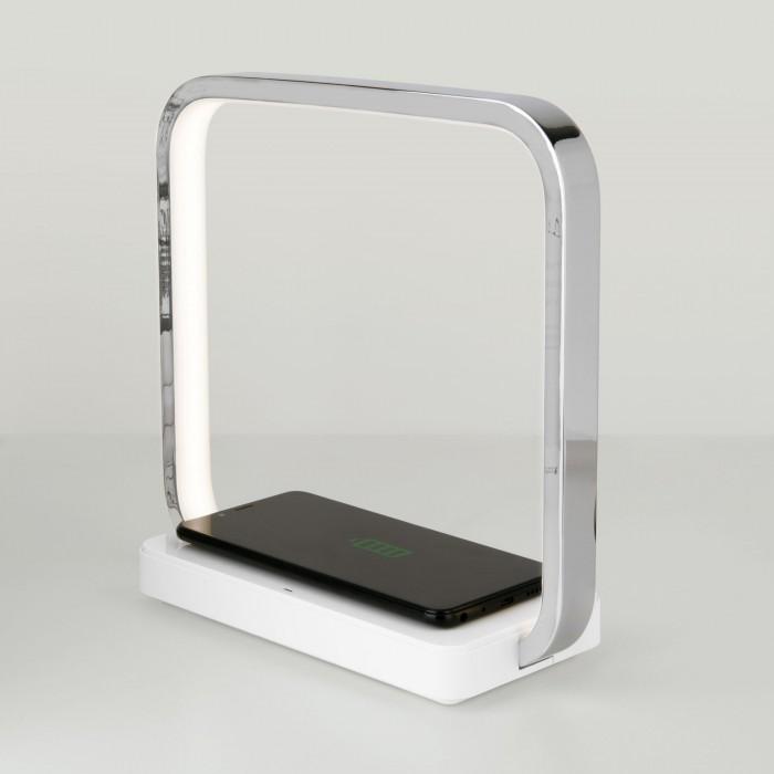 2Светодиодная настольная лампа QI Eurosvet 80502/1