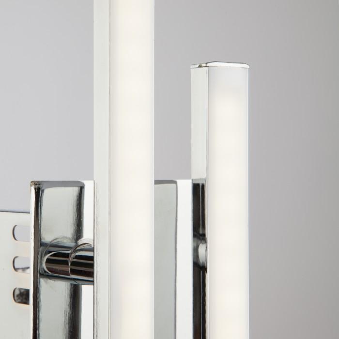 2Настенный светильник Eurosvet 90020/2 хром