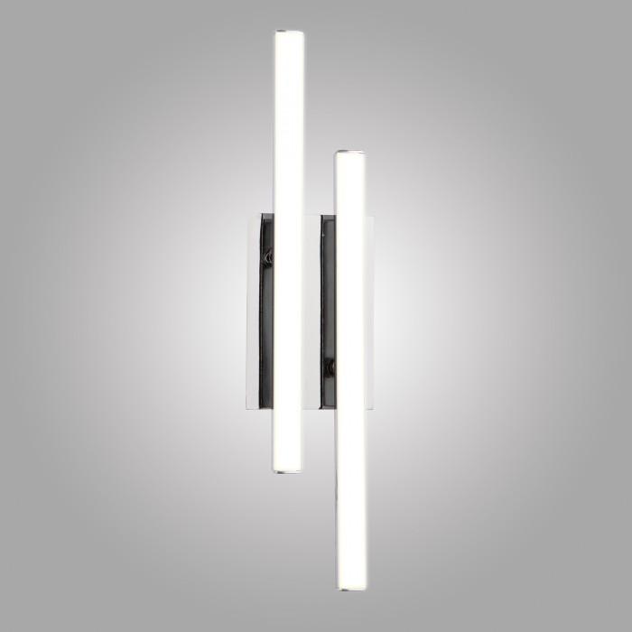 1Настенный светильник Eurosvet 90020/2 хром