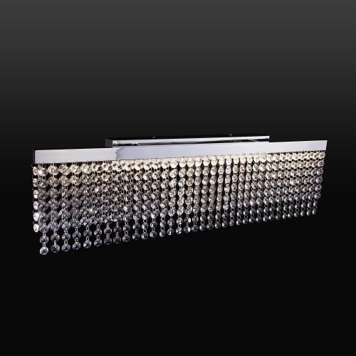 90049/1 хром EUROSVET Настенный светильник Royal