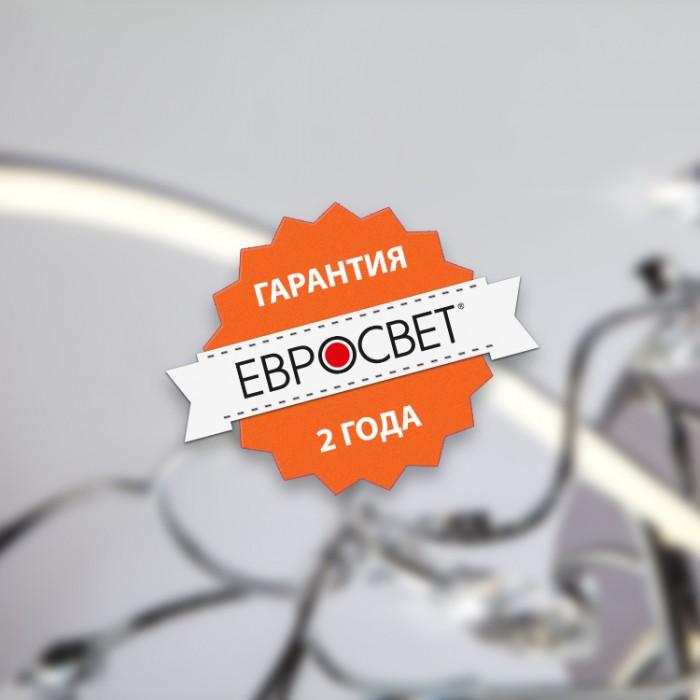 2Настенный светильник Eurosvet 90053/1 хром