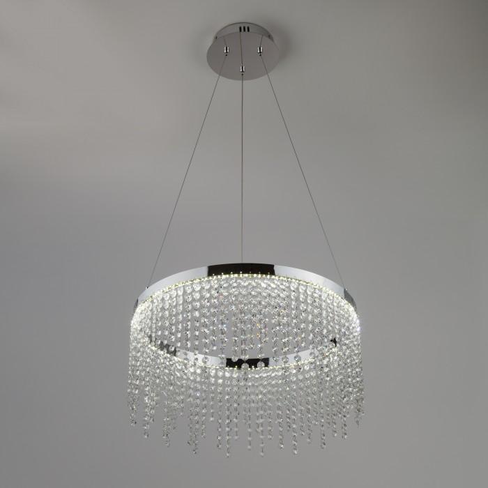 2Подвесной светильник Eurosvet 90050/1 хром