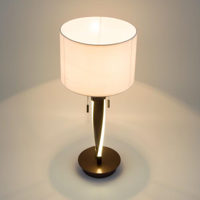 2Настольная лампа 991 кофе Bogates