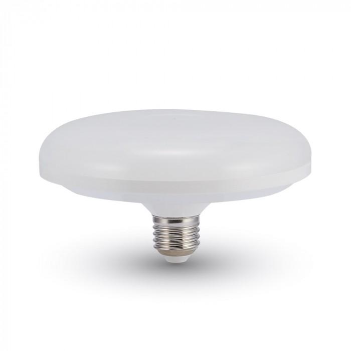 1Светодиодная лампа V-TAC 24 ВТ, 2610 LM, UFO F200, Е27, 4000К