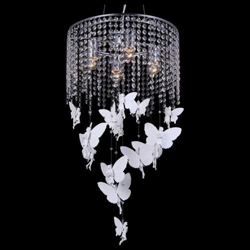 1165-4PC Fairies Хрустальная люстра Favourite