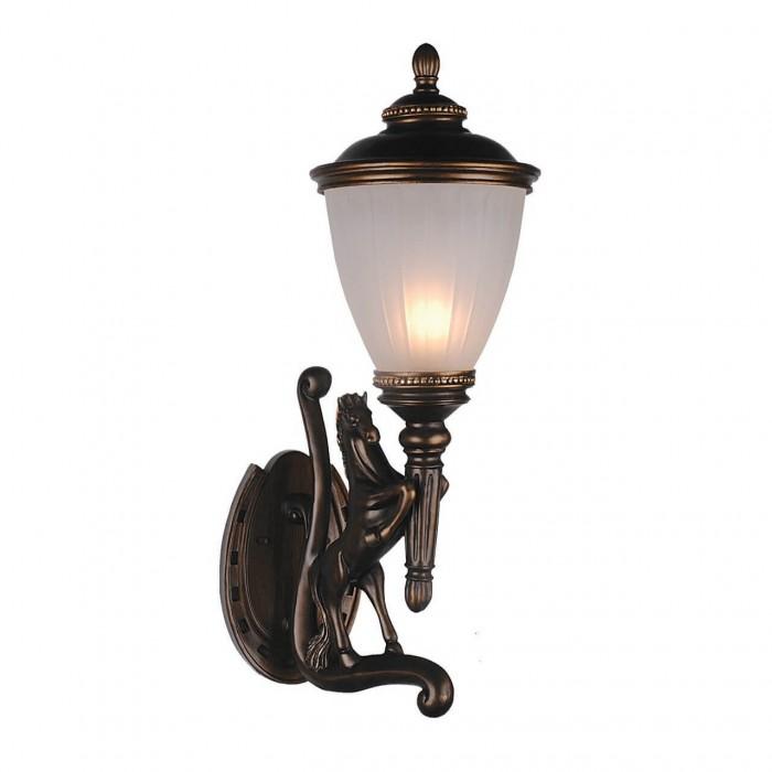 1Настенный уличный светильник 1334-1W Favourite