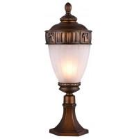 1335-1T Guards Уличный наземный светильник со стеклянным плафоном Favourite