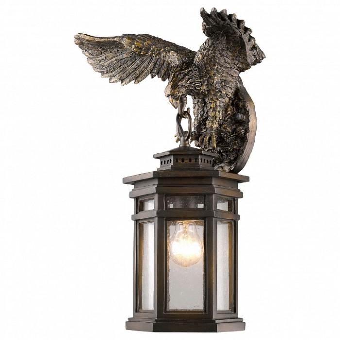 1Уличный настенный светильник 1458-1W Favourite Guards