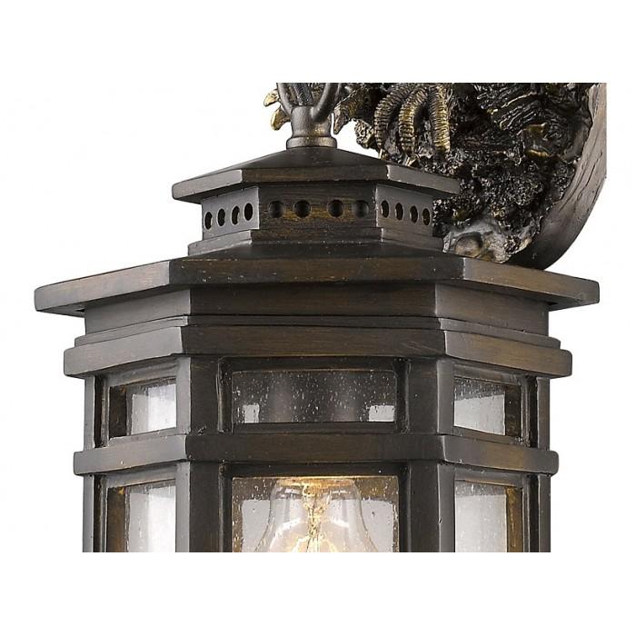2Уличный настенный светильник 1458-1W Favourite Guards