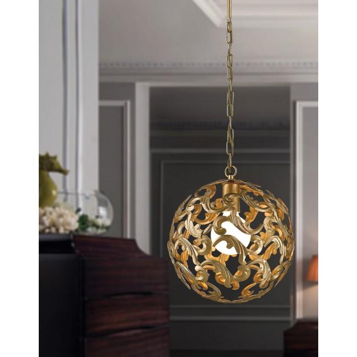 1Подвесной одиночный светильник 1469-1P Favourite Dorata