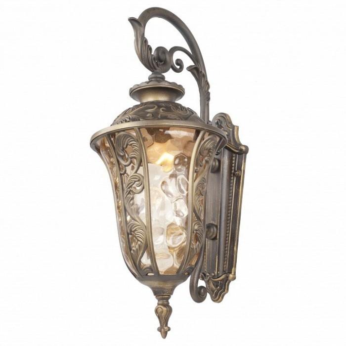 1Настенный уличный светильник 1495-1W Favourite