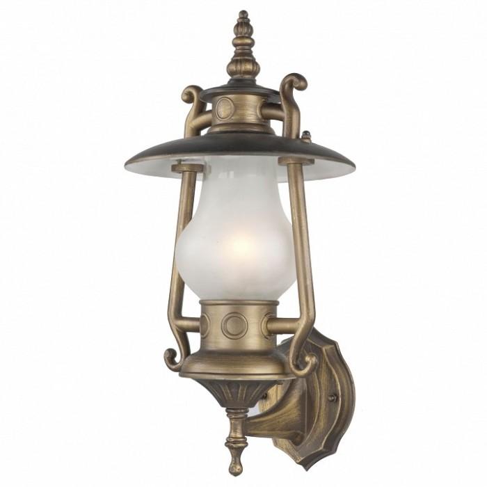 1Настенный уличный светильник 1496-1W Favourite