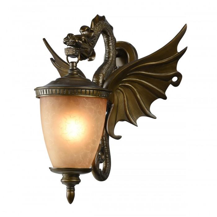 1Настенный уличный светильник 1717-1W Favourite