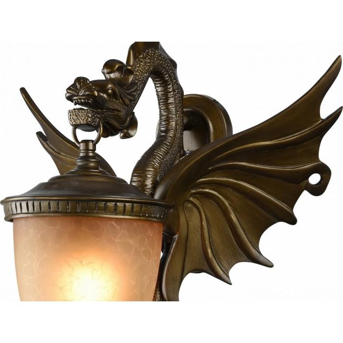 2Настенный уличный светильник 1717-1W Favourite