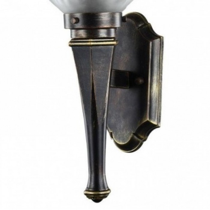 2Настенный уличный светильник 1803-1W Favourite