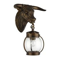 1847-1W Уличный настенный светильник Favourite