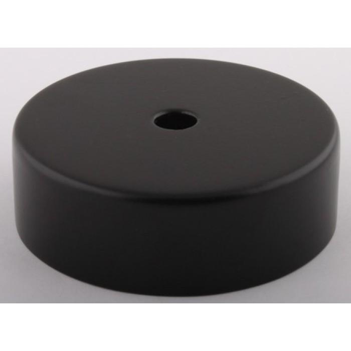 1Основание подвеса, 1 отверстие, цвет черный