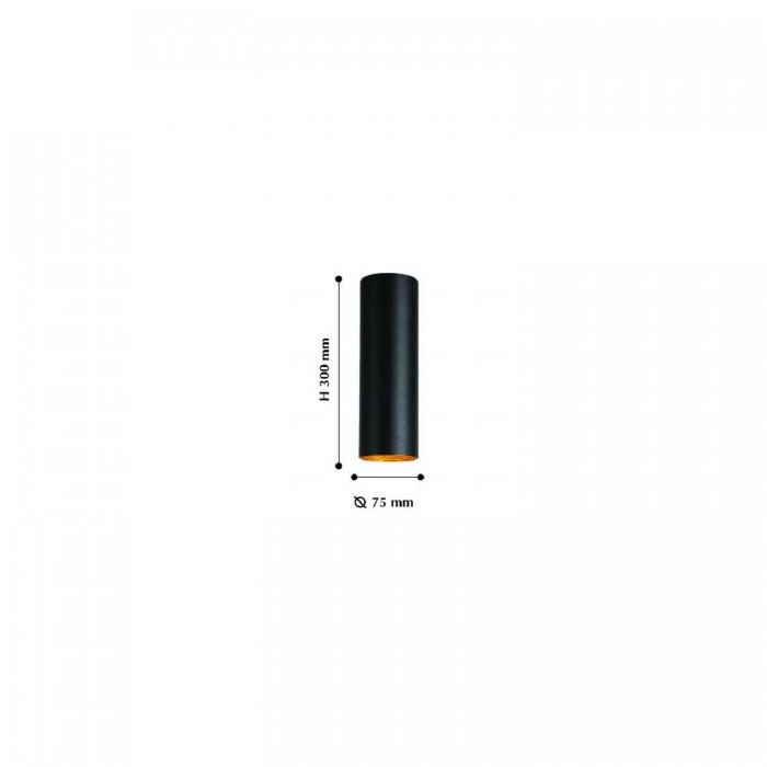 2Потолочный светодиодный светильник 2250-1U Drum FAVOURITE