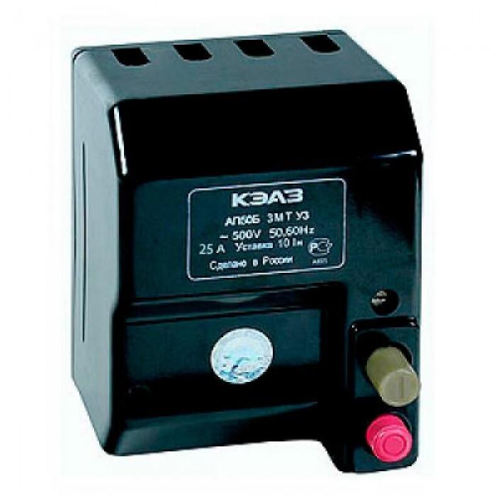 1Автоматический Выключатель АП50Б З МТ-10IH 25А
