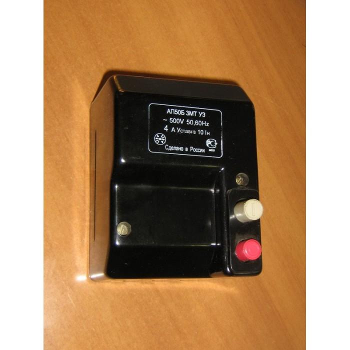 1Автоматический Выключатель АП50Б З МТ-10IH 4А