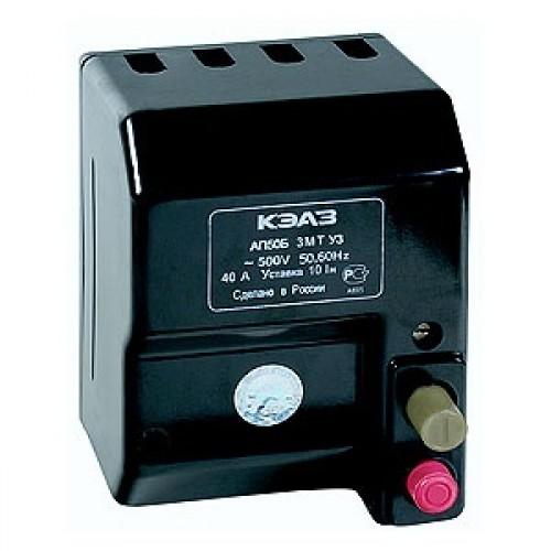 Автоматический выключатель АП50Б З МТ-10IH 40А
