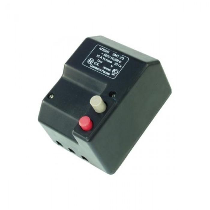 1Автоматический выключатель АП50Б З МТ-10IH 16А